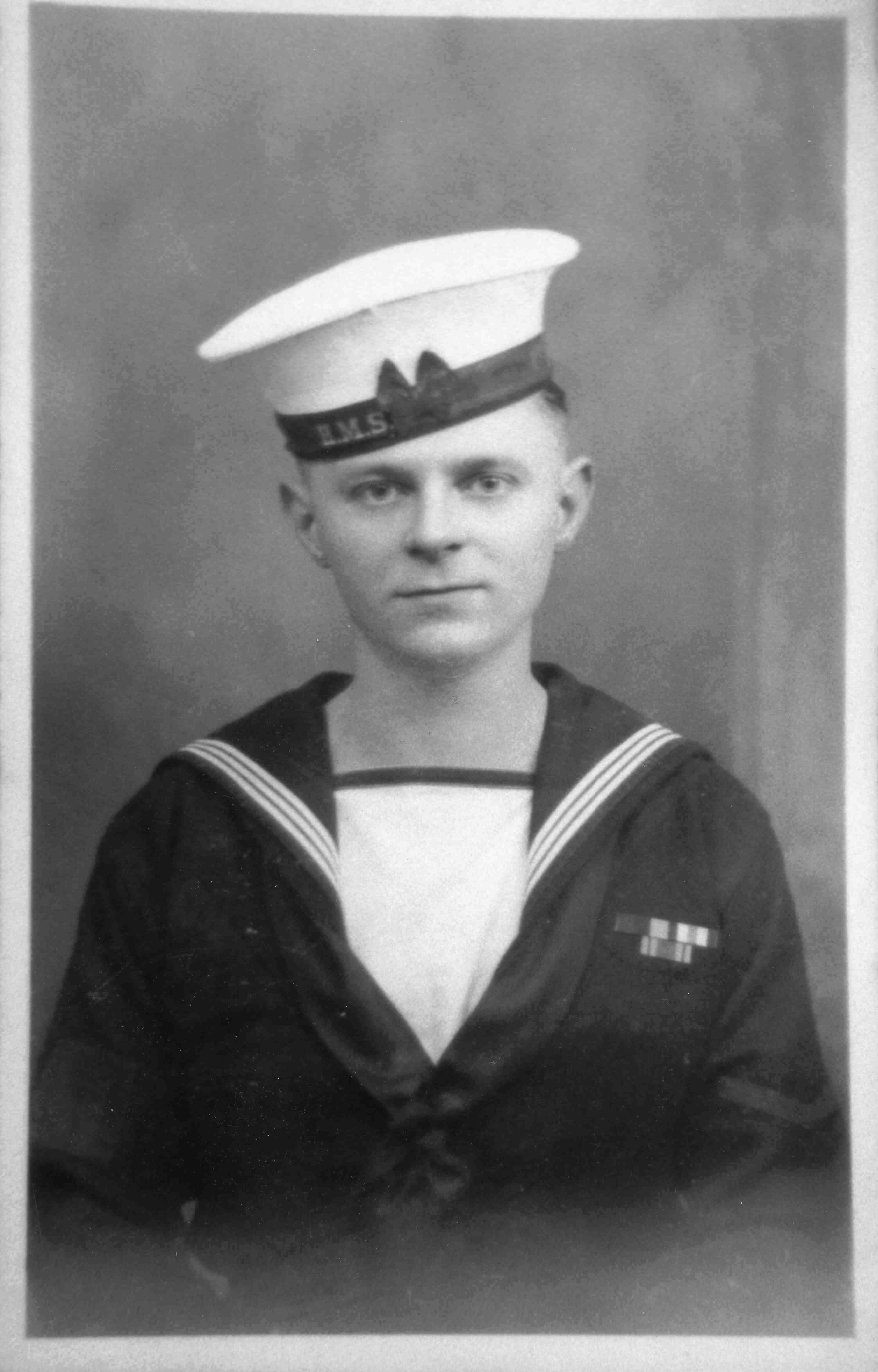Albert in the Navy