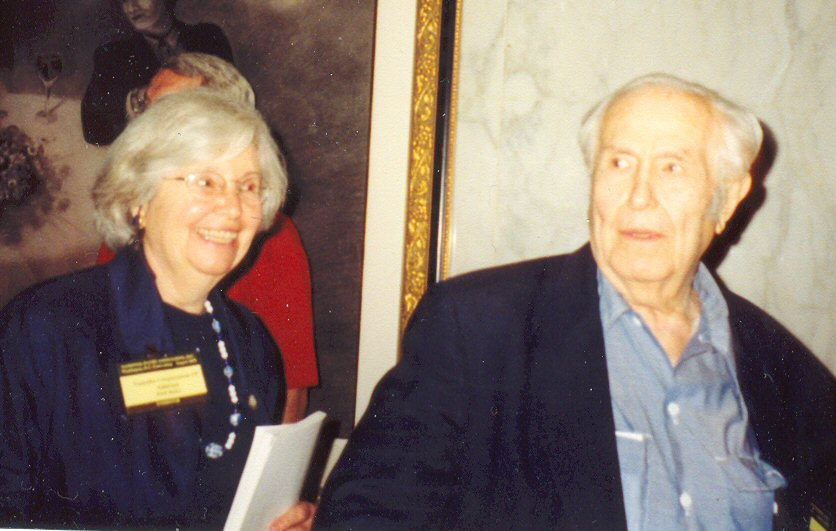Julius and Ruth, 2002.